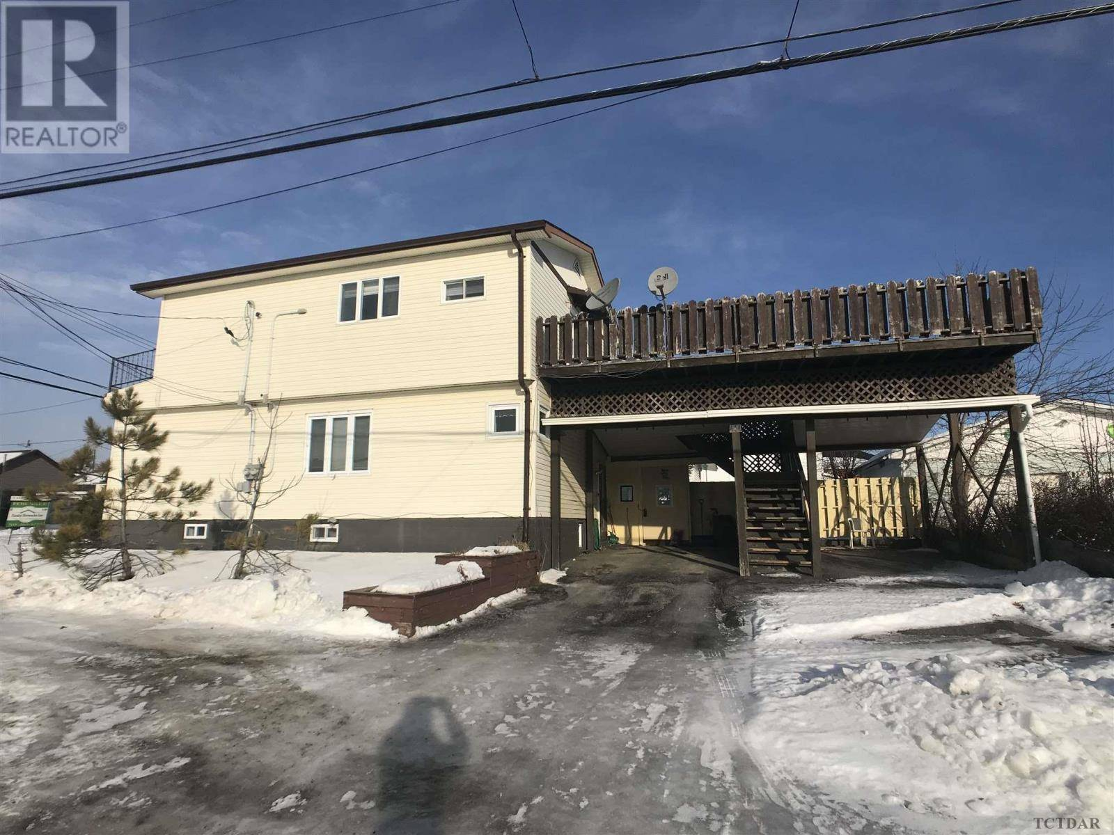 Townhouse for sale at 414 Ste Helene Ave Iroquois Falls Ontario - MLS: TM192146