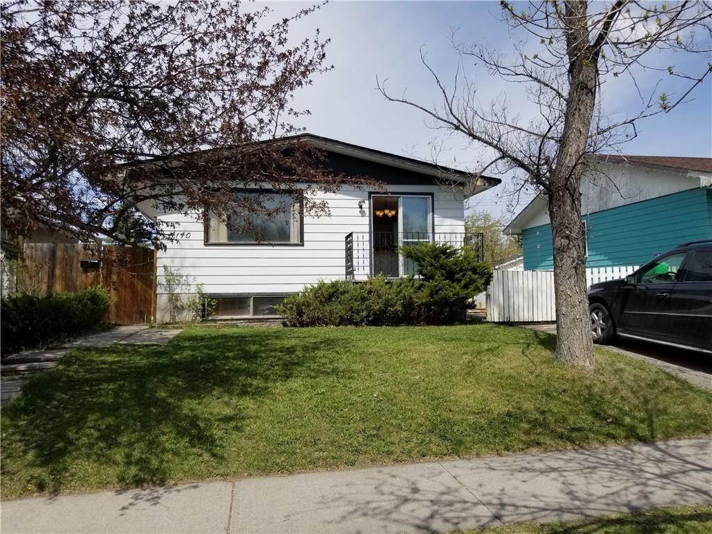 Removed: 4140 Marlborough Drive Northeast, Marlborough Calgary,  - Removed on 2018-11-12 04:18:17