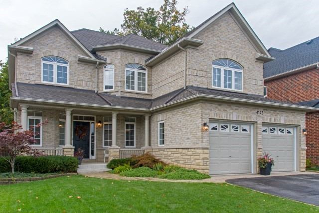 For Sale: 4143 Gordie Tapp Crescent, Burlington, ON | 4 Bed, 3 Bath House for $1,149,000. See 20 photos!