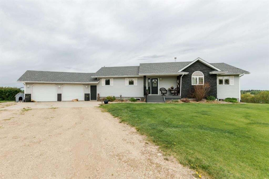 House for sale at 41432 Range Road 260  Rural Lacombe County Alberta - MLS: CA0192046