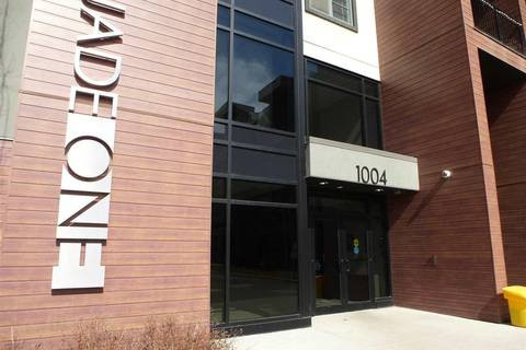 Condo for sale at 1004 Rosenthal Blvd Nw Unit 415 Edmonton Alberta - MLS: E4150286