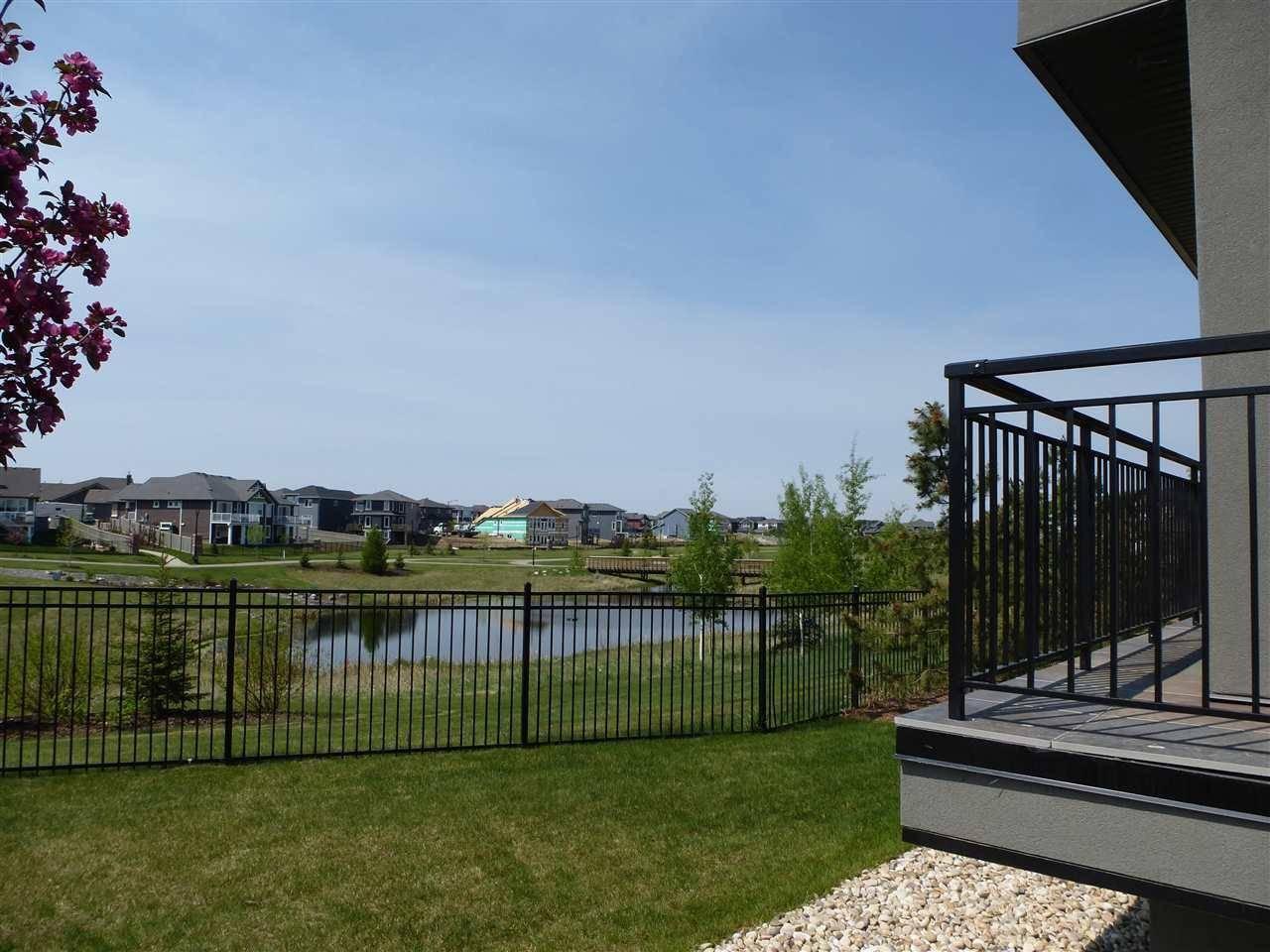 Condo for sale at 1004 Rosenthal Blvd Nw Unit 415 Edmonton Alberta - MLS: E4168101