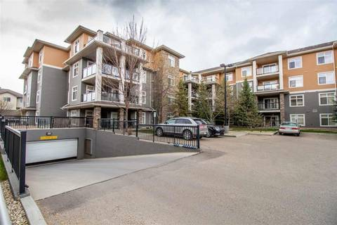 Condo for sale at 11615 Ellerslie Rd Sw Unit 415 Edmonton Alberta - MLS: E4154050