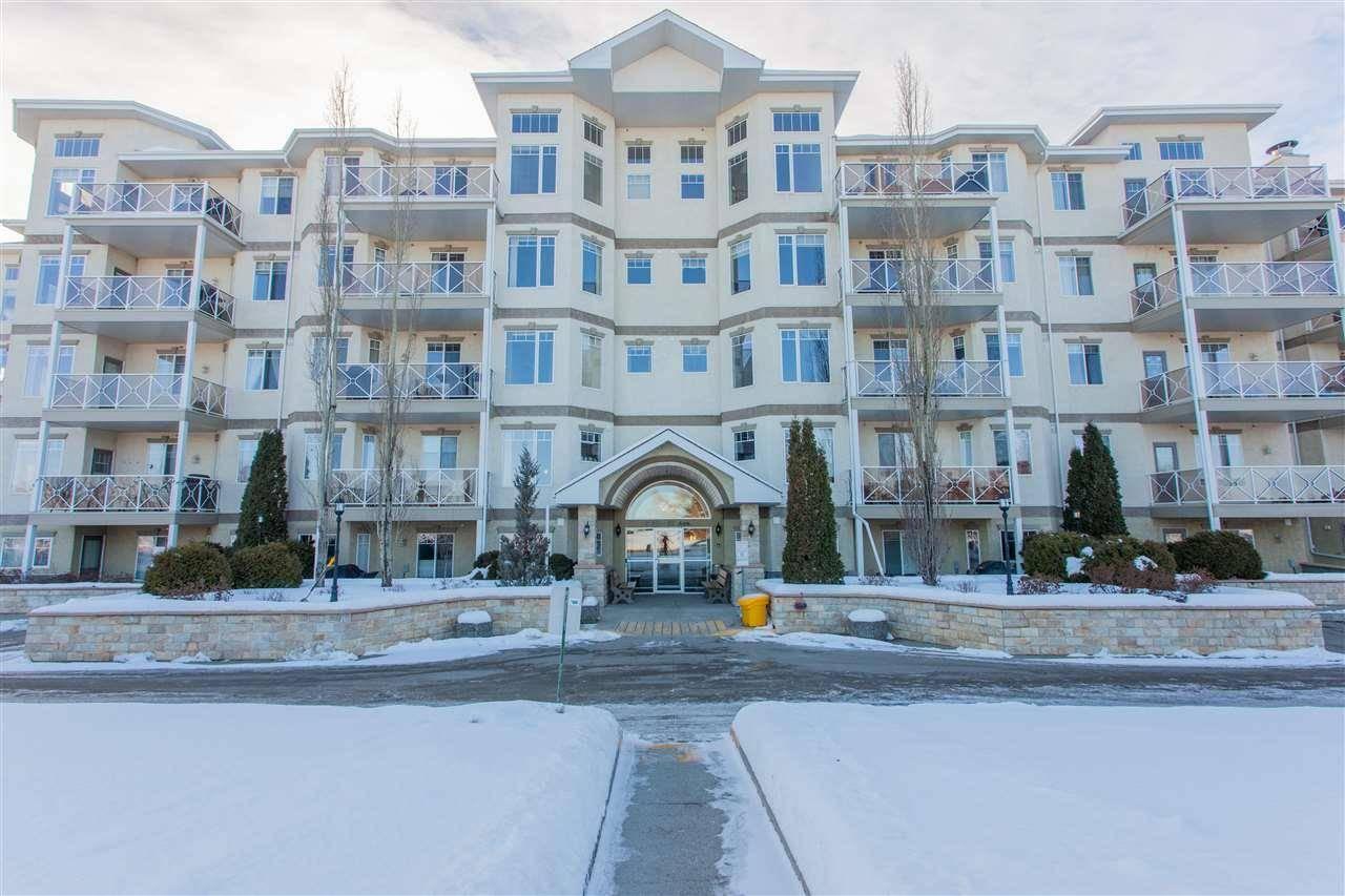 Condo for sale at 12111 51 Ave Nw Unit 415 Edmonton Alberta - MLS: E4187170