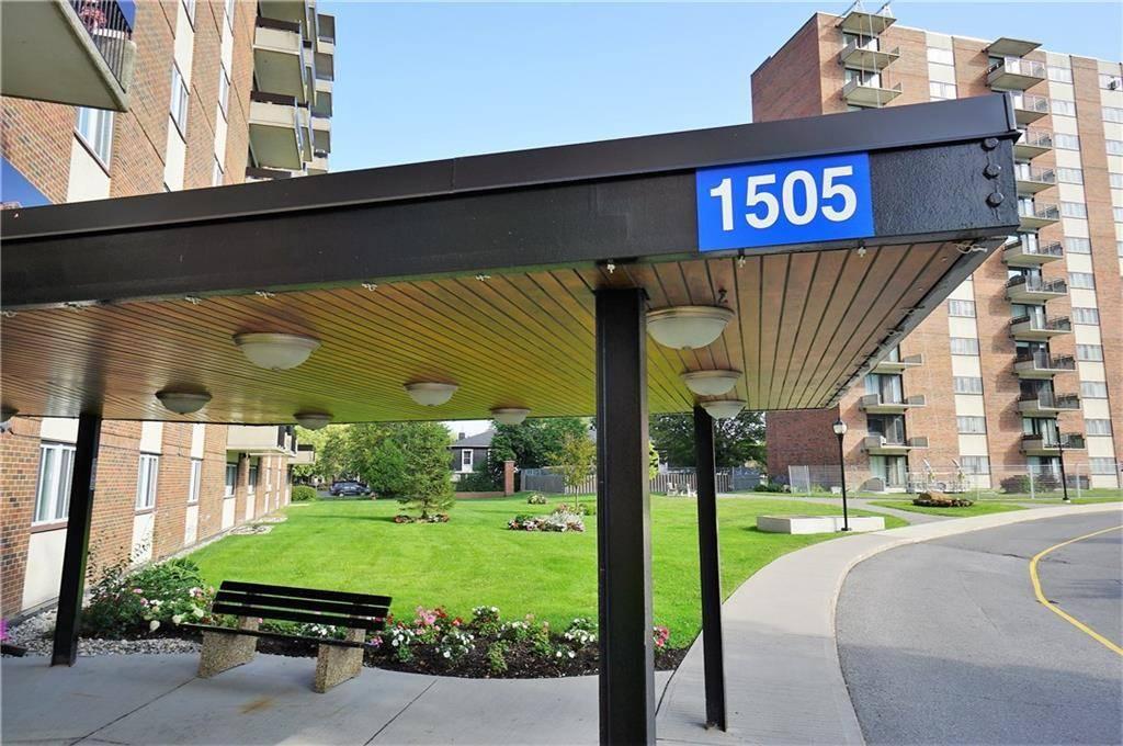 Condo for sale at 1505 Baseline Rd Unit 415 Ottawa Ontario - MLS: 1165214