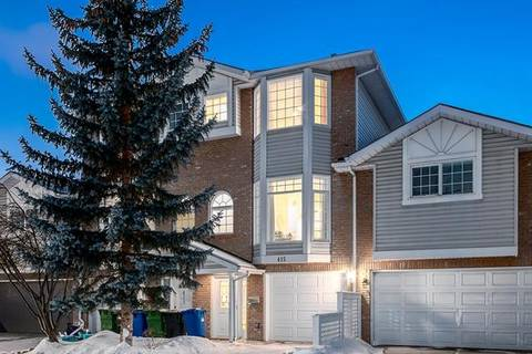Townhouse for sale at 415 20 St Northwest Calgary Alberta - MLS: C4286730