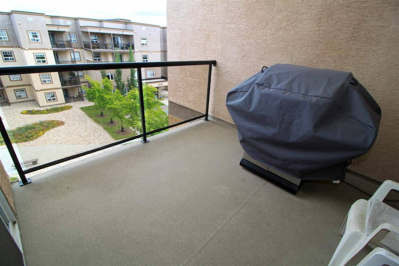 Condo for sale at 2035 Grantham Ct Nw Unit 415 Edmonton Alberta - MLS: E4164745