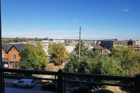 Apartment for rent at 2486 Old Bronte Rd Unit 415 Oakville Ontario - MLS: H4049194