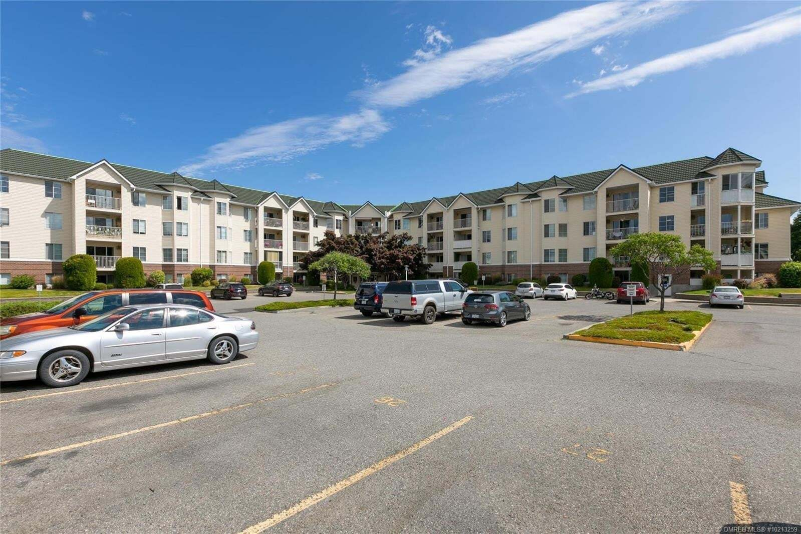 Condo for sale at 3160 Casorso Rd Unit 415 Kelowna British Columbia - MLS: 10213259