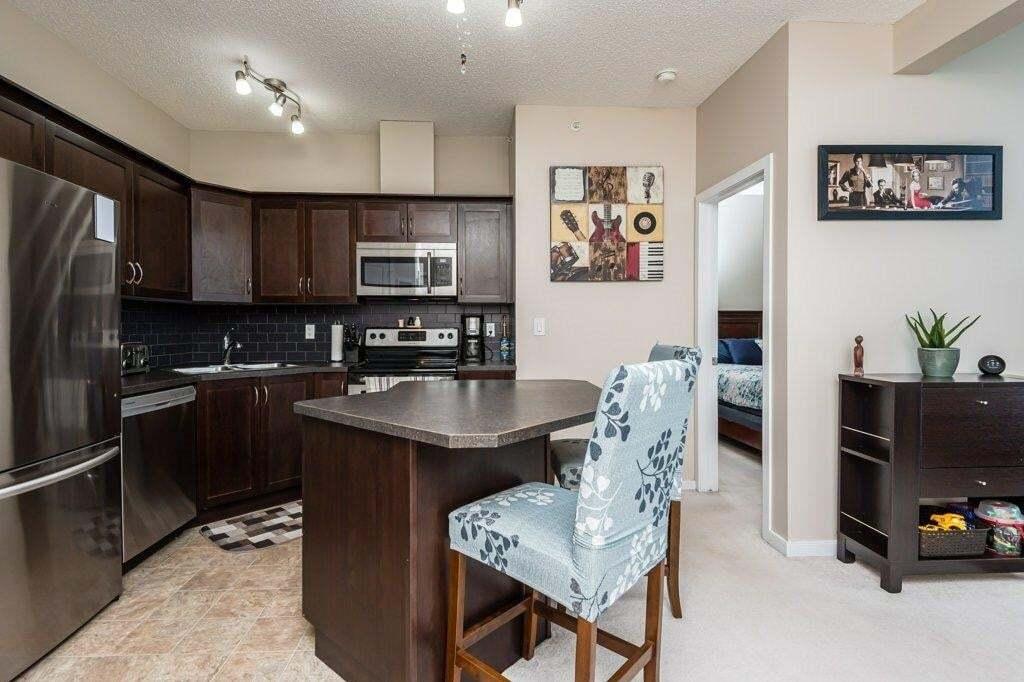 Condo for sale at 400 Silver Berry Rd NW Unit 415 Edmonton Alberta - MLS: E4208022