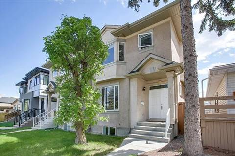 Townhouse for sale at 415 52 Ave Southwest Calgary Alberta - MLS: C4243888