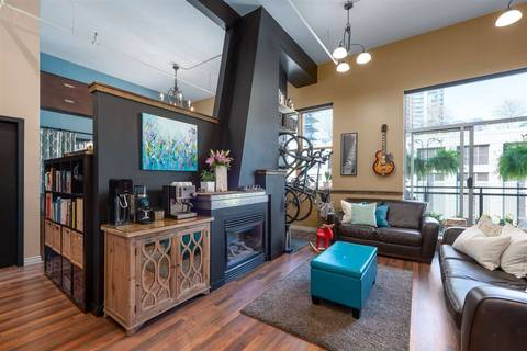 Condo for sale at 549 Columbia St Unit 415 New Westminster British Columbia - MLS: R2445788