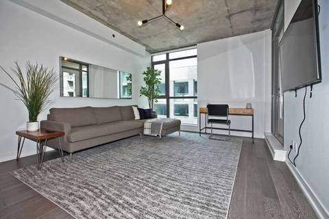 Apartment for rent at 8 Gladstone Ave Unit 415 Toronto Ontario - MLS: C4518943