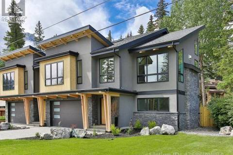 Townhouse for sale at 415 8th Ave Unit 1 Canmore Alberta - MLS: 47586