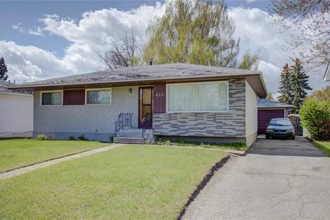 House for sale at 415 Acadia Dr Southeast Calgary Alberta - MLS: C4245392