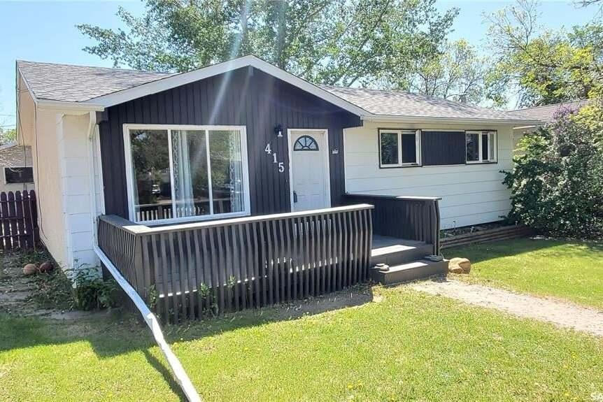 House for sale at 415 Annable St Herbert Saskatchewan - MLS: SK810510