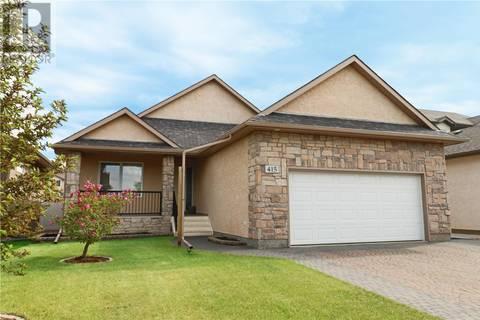 House for sale at 415 Bellmont Cres Saskatoon Saskatchewan - MLS: SK776611