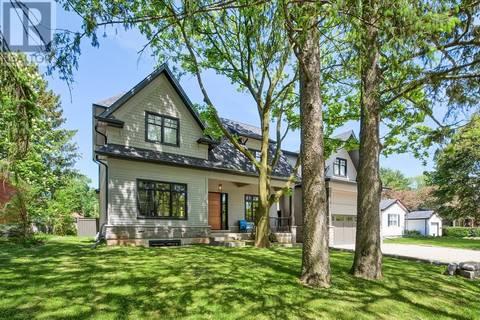 House for sale at 415 Belvenia Rd Burlington Ontario - MLS: 30728703