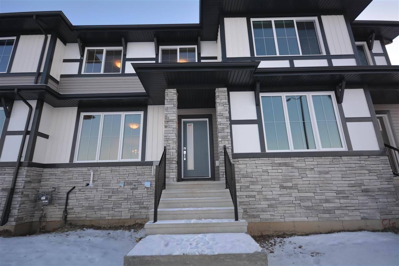 Townhouse for sale at 415 Boreal Dr Leduc Alberta - MLS: E4181412