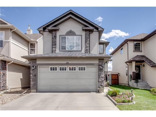Sold: 415 Cranfield Gardens Southeast, Calgary, AB