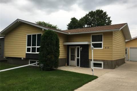 House for sale at 415 East Dr Esterhazy Saskatchewan - MLS: SK780110