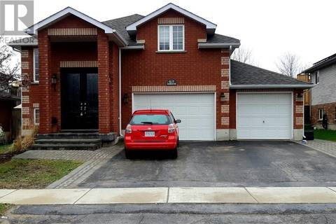 House for sale at 415 Georgian Dr Barrie Ontario - MLS: 30732035