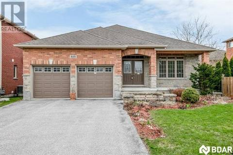 House for sale at 415 Little Ave Barrie Ontario - MLS: 30731106