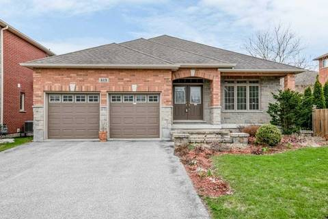 House for sale at 415 Little Ave Barrie Ontario - MLS: S4658923