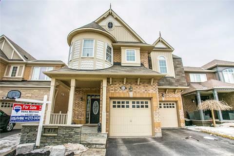 House for sale at 415 Mcjannett Ave Milton Ontario - MLS: W4384980