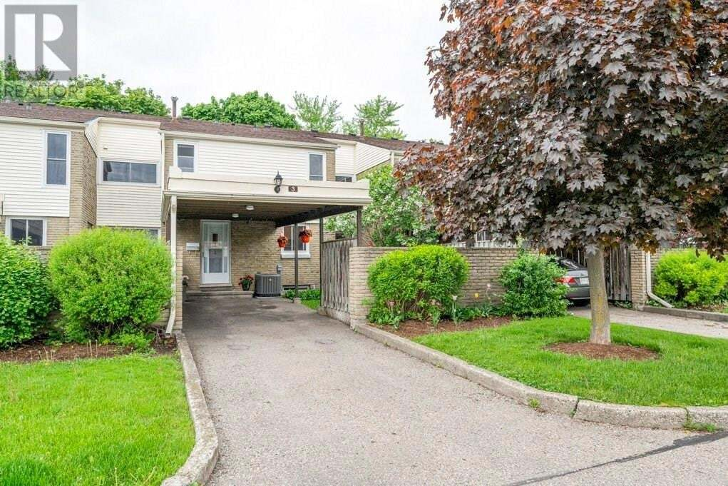 Townhouse for sale at 415 Morgan Ave Kitchener Ontario - MLS: 30809737