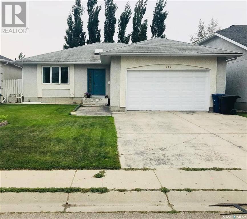 House for sale at 415 Perehudoff Cres Saskatoon Saskatchewan - MLS: SK781962