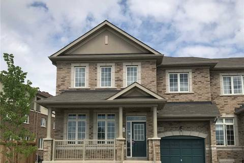 Townhouse for sale at 415 Silver Maple Rd Oakville Ontario - MLS: W4492638