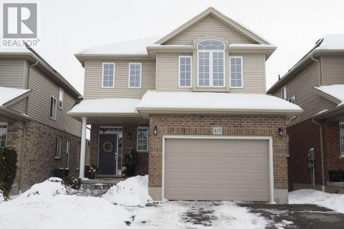 Removed: 415 Westcroft Drive, Waterloo, ON - Removed on 2020-01-30 05:27:11