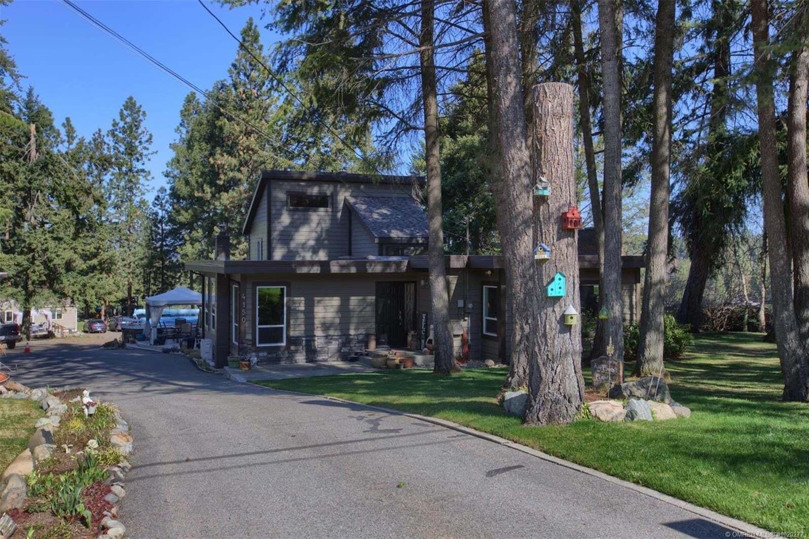 House for sale at 4150 Mcclain Rd Kelowna British Columbia - MLS: 10202773
