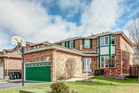 House for sale at 4151 Colonial Dr Mississauga Ontario - MLS: W4412325