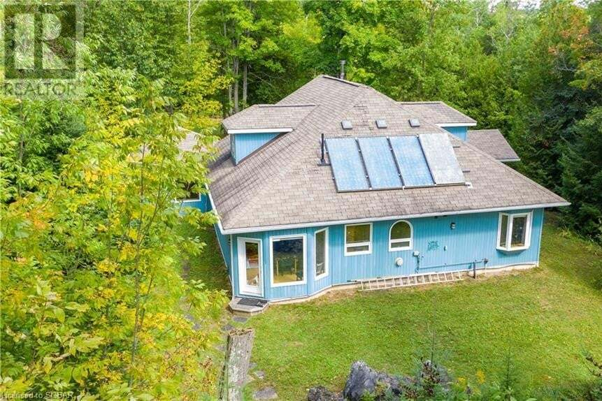 House for sale at 415122 10th Line The Blue Mountains Ontario - MLS: 255908