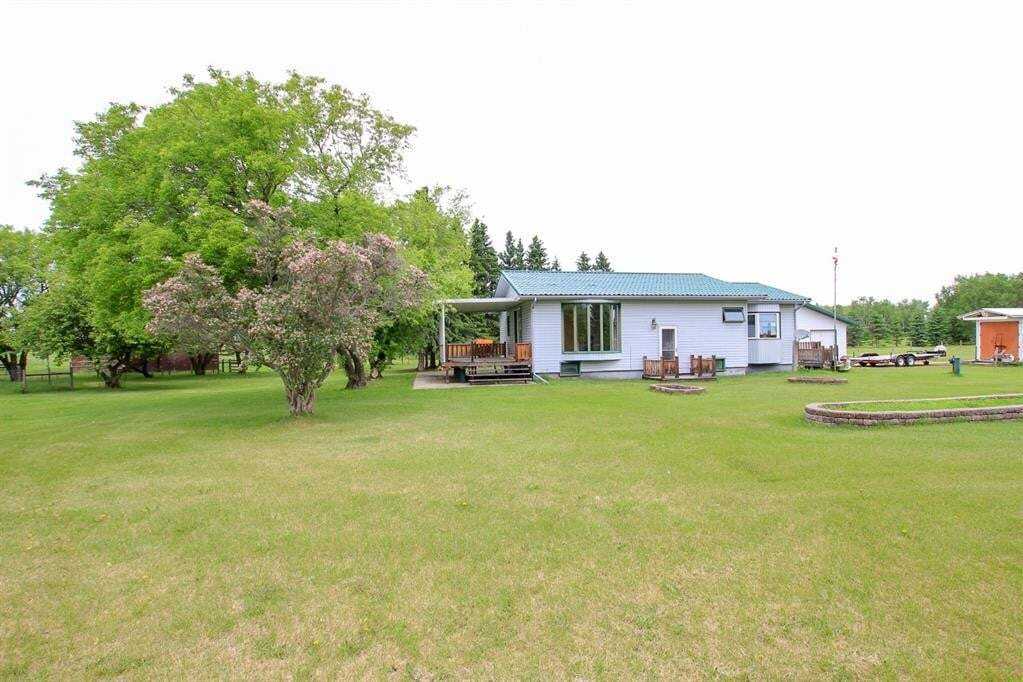 House for sale at 41516 Highway 2a  Rural Lacombe County Alberta - MLS: CA0191931