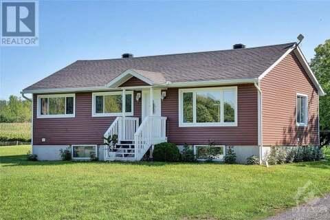 House for sale at 4153 Birchgrove Rd Ottawa Ontario - MLS: 1204867
