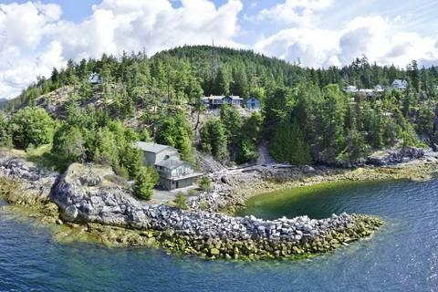 House for sale at 4153 Packalen Blvd Garden Bay British Columbia - MLS: R2342280
