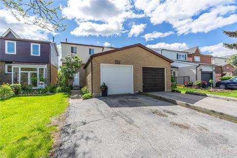 House for sale at 4153 Teakwood Dr Mississauga Ontario - MLS: W4471757