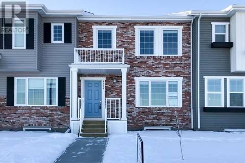 Townhouse for sale at 4154 Brighton Circ Saskatoon Saskatchewan - MLS: SK796352