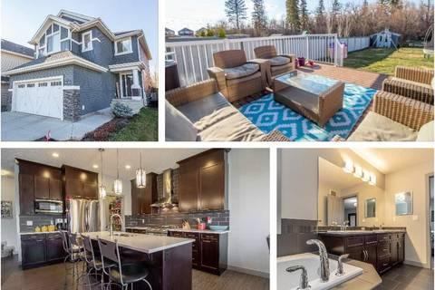 House for sale at 4154 Savaryn Dr Sw Edmonton Alberta - MLS: E4156211