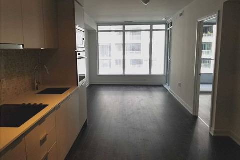Apartment for rent at 27 Bathurst St Unit 415W Toronto Ontario - MLS: C4549840