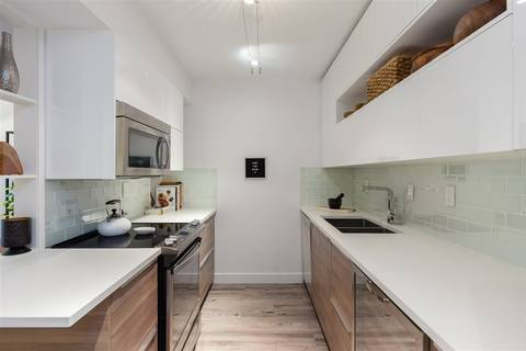 Condo for sale at 1435 Nelson St Unit 416 Vancouver British Columbia - MLS: R2416259