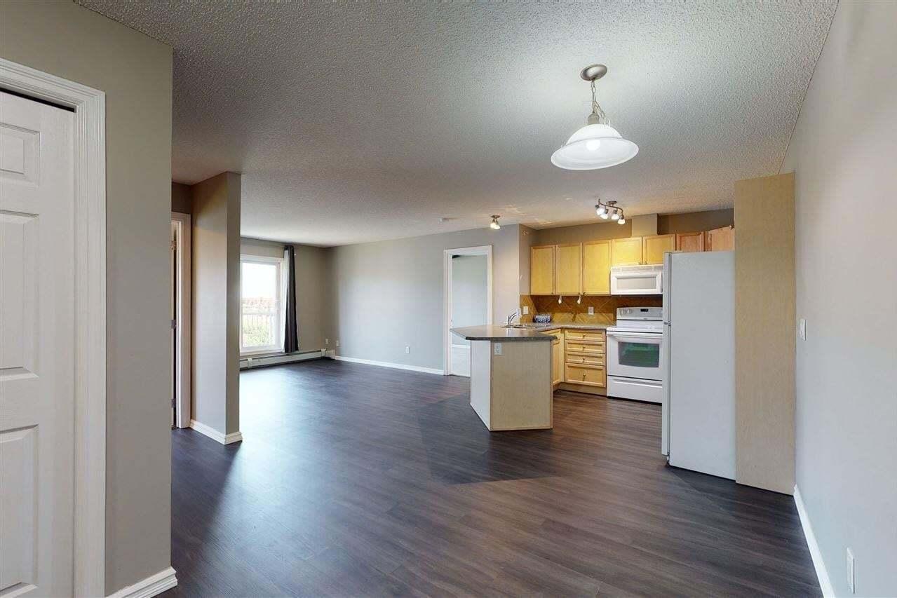 Condo for sale at 15211 139 St NW Unit 416 Edmonton Alberta - MLS: E4208311