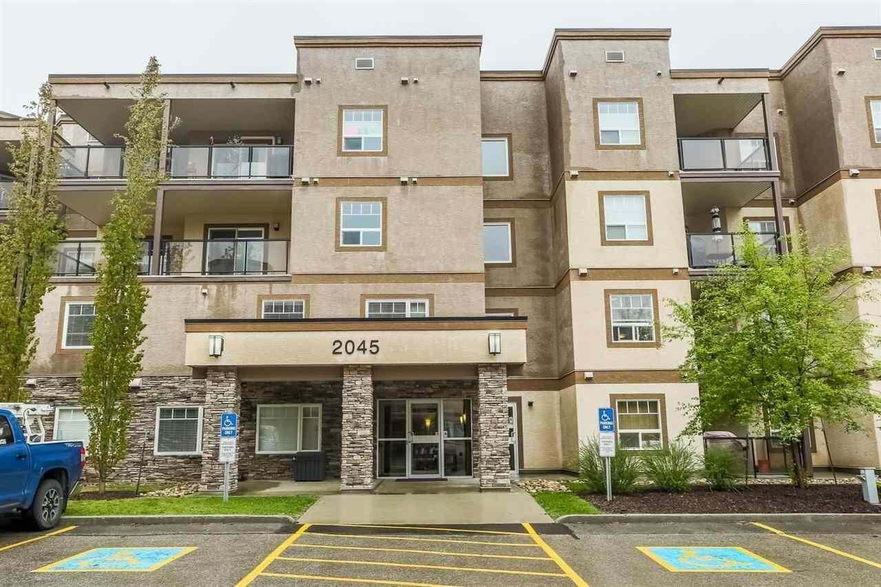 Condo for sale at 2045 Grantham Co NW Unit 416 Edmonton Alberta - MLS: E4198303