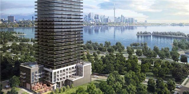 For Sale: 416 - 2167 Lakeshore Boulevard, Toronto, ON | 2 Bed, 2 Bath Condo for $569,990. See 2 photos!