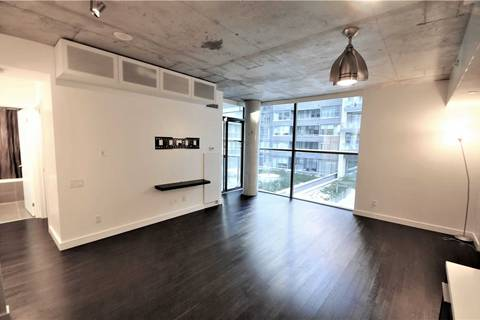 Apartment for rent at 25 Oxley St Unit 416 Toronto Ontario - MLS: C4632842