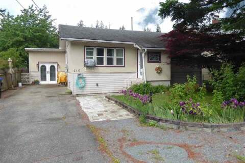 House for sale at 416 3rd Ave Hope British Columbia - MLS: R2461804