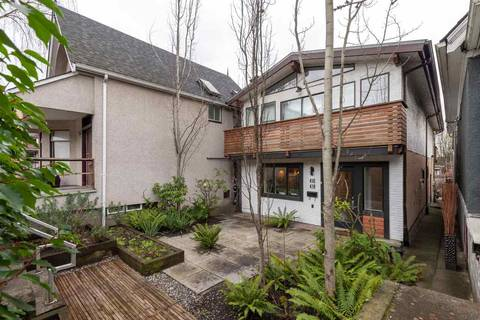 House for sale at 416 Union St Vancouver British Columbia - MLS: R2344934